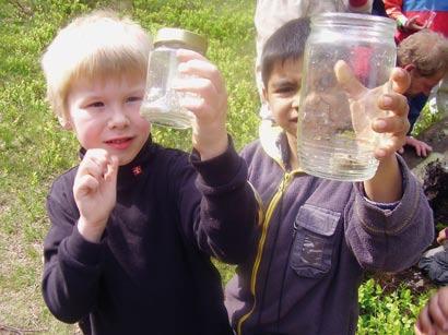 Umweltbewusstsein und Artenkenntnis